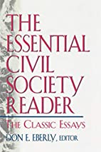 The Essential Civil Society Reader: The…