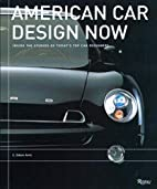 American Car Design Now: Inside the Studios…