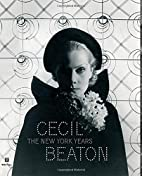 Cecil Beaton: The New York Years by Donald…