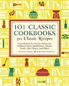 101 Classic Cookbooks: 501 Classic Recipes…