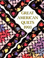 Great American Quilts 1993 by Sandra L.…