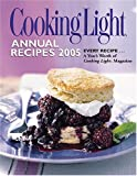 Cooking Light: Cooking Light Annual Recipes 2005