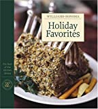 Williams-Sonoma: Holiday Favorites: The Best of the Williams-Sonoma Kitchen Library