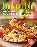 Cooking Light: Cooking Light 2006 Annual Recipes