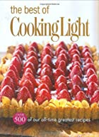 The Best of Cooking Light 1 by Cooking Light