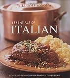 Williams-Sonoma Essentials of Italian by…