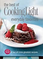 The Best of Cooking Light: Everyday…