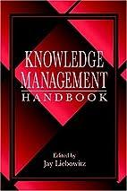 Knowledge Management Handbook by Jay…
