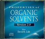 Lide, David R.: Properties of Organic Solvents