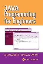 Java Programming for Engineers (Mechanical…