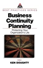 Business Continuity Planning: Protecting…