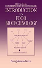 Introduction to Food Biotechnology…