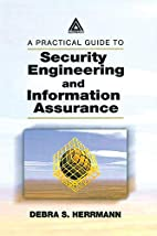 A Practical Guide to Security Engineering…