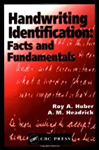 Handwriting Identification: Facts and…
