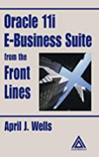 Oracle 11i E-Business Suite from the Front…