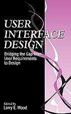 User Interface Design: Bridging the Gap from…