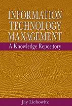 Information Technology Management: A…