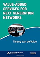 Value-Added Services for Next Generation…