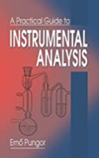 Practical Guide to Instrumental Analysis by…