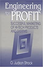 Engineering for Profit: Successful Marketing…