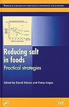 Reducing salt in foods: Practical strategies…