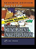 Block, Sherman: Techniques of Crime Scene Investigation