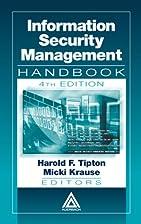 Information Security Management Handbook,…