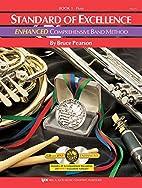 KJOS Standard Of Excellence Book 1 Enhanced…