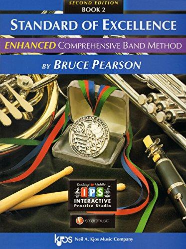 standard-of-excellence-trumpet-book-2-comprehensive-band-method
