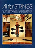 Robert Frost: All For Strings (Comphehensive String Method, Book 2, Violin)