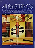 Robert Frost: 79 SB - All For Strings Book 2: String Bass