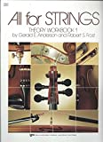 Robert Frost: 84CO - All For Strings Theory Book 1: Cello