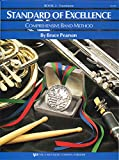 Pearson, Bruce: Standard of Excellence: Book 2 Trombone