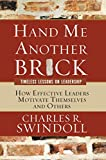 Swindoll, Charles: Hand Me Another Brick