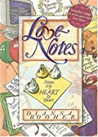 Love Notes by Dianna Booher