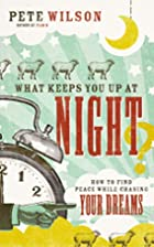 What Keeps You Up at Night?: How to Find…