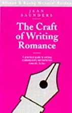 The Craft of Writing Romance by Jean…