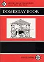 Domesday Book: Suffolk (v.2) by John Morris