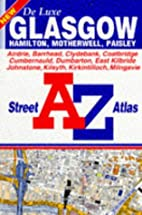 A. to Z. Glasgow Deluxe Street Atlas (A-Z…