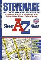 A-Z Stevenage Street Atlas