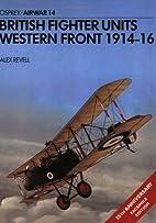 British fighter units, Western Front,…