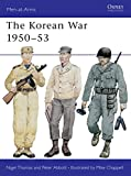 Abbott, Peter: The Korean War 1950-53