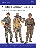 Abbott, Peter: Modern African Wars (2) : Angola and Mocambique 1961-74