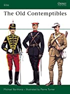 The Old Contemptibles by Michael Barthorp