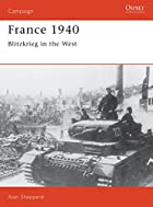 France 1940: Blitzkrieg in the West by Alan…