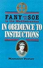 In Obedience to Instructions by Margaret…