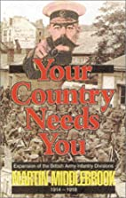 Your Country Needs You!: Expansion of the…
