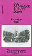 Brockley 1868: London Sheet 118.1 (Old…