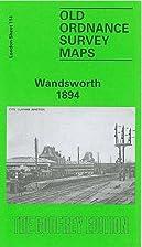 Wandsworth 1894: London Sheet 114 (Old O.S.…