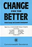 Commonwealth Secretariat: Change for the Better: Global Change and Economic Development